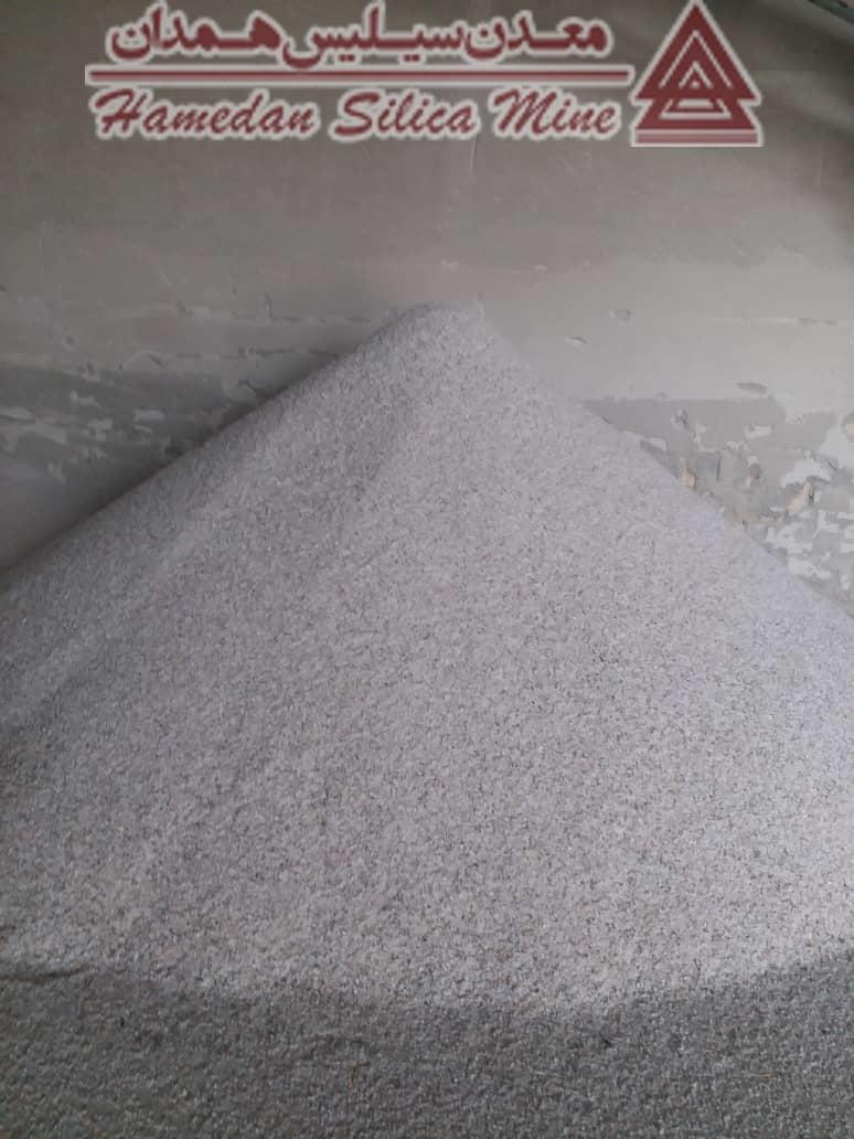 سیلیس تصفیه آب و فیلتر شنی