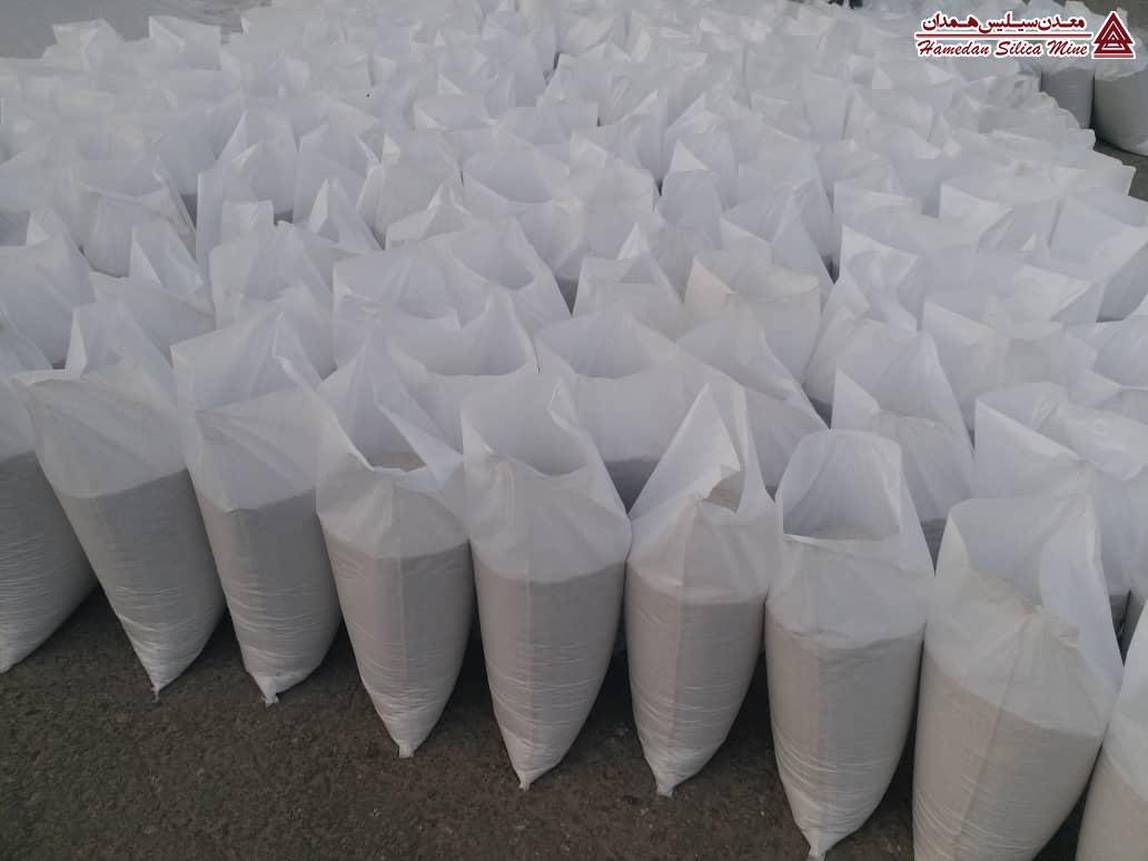 قیمت سیلیس استخری در همدان