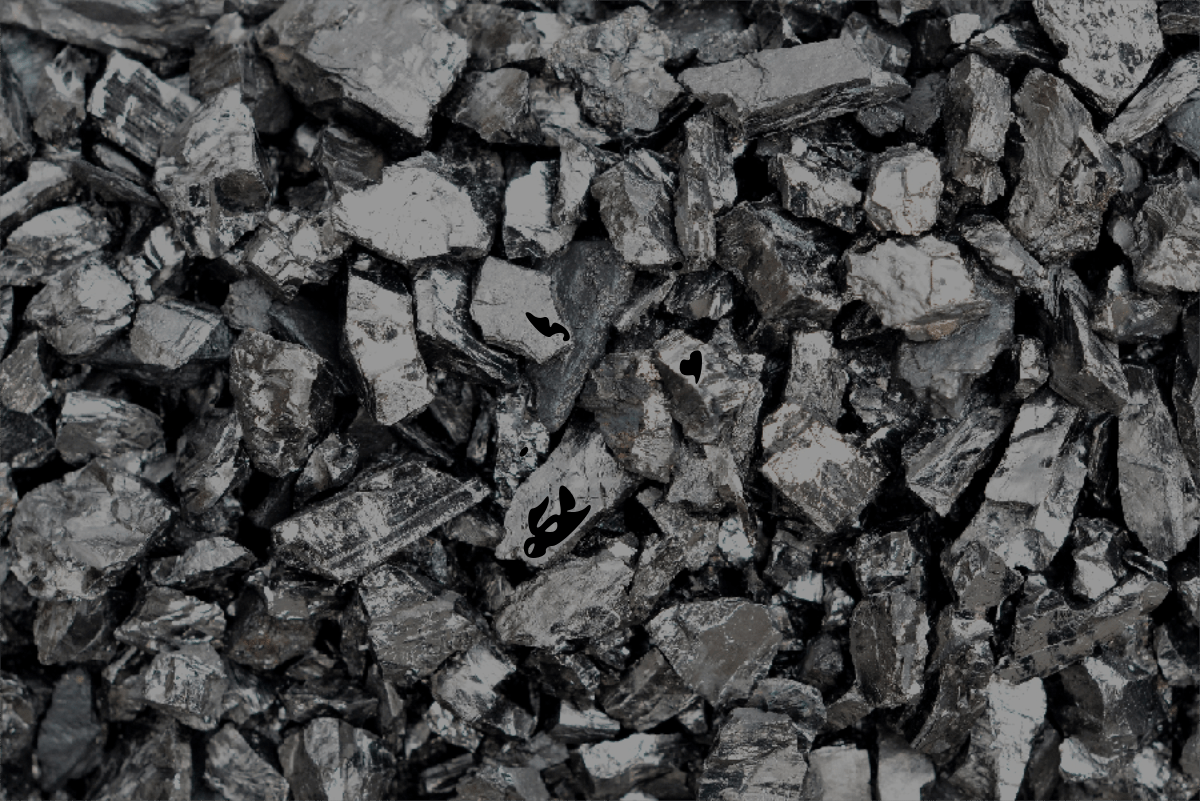 معدن ذغال آنتراسیت
